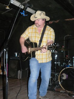 Derrick Patterson, country singer, songwriter, family guy