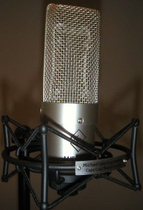 This long ribbon microphone is smooth and present, great for vox, strings, and brass