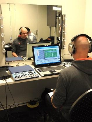 Anteun Hoesen, recording expert