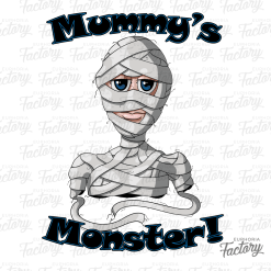 Mummy's Monster