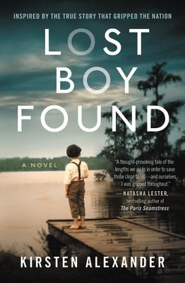 Lost Boy Found (Deckle Edge)