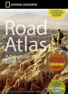 Road Atlas: Adventure Edition [united States, Canada, Mexico]
