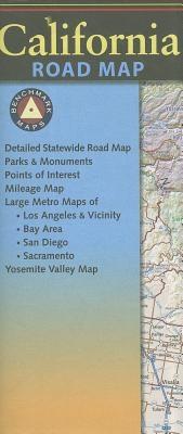 Benchmark California Road Map