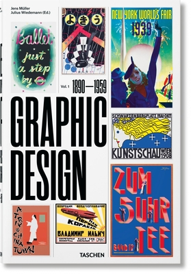 The History of Graphic Design. Vol. 1. 1890-1959