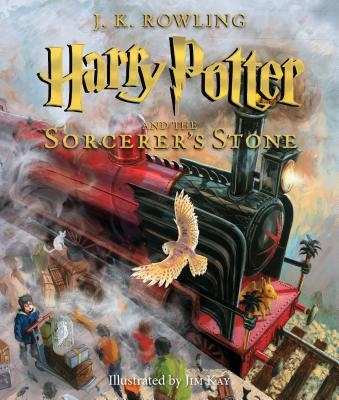 Harry Potter and the Sorcerer's Stone: The Illustrated Edition (Harry Potter, Book 1), Volume 1: The Illustrated Edition