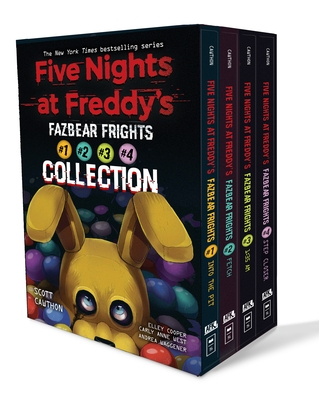 Five Nights at Freddy's Fazbear Frights Four Book Boxed Set