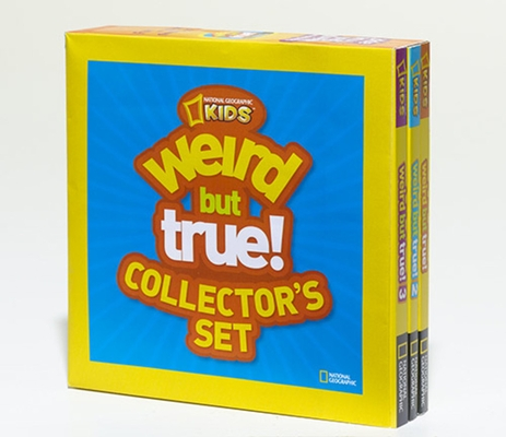 Weird But True Collector's Set (Boxed Set): 1,050 Outrageous Facts