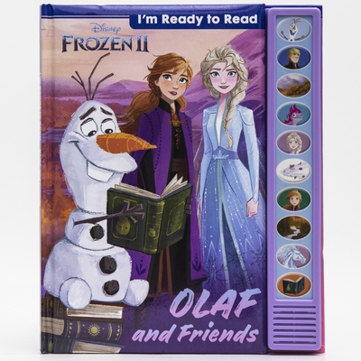 Disney Frozen 2: I'm Ready to Read: Olaf and Friends