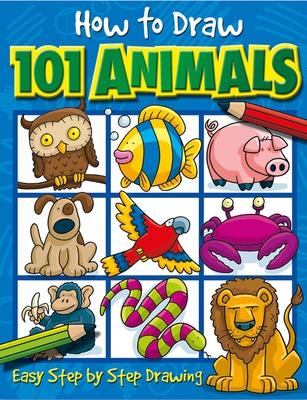 How to Draw 101 Animals, Volume 1