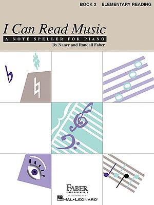 I Can Read Music, Book 2, Elementary Reading