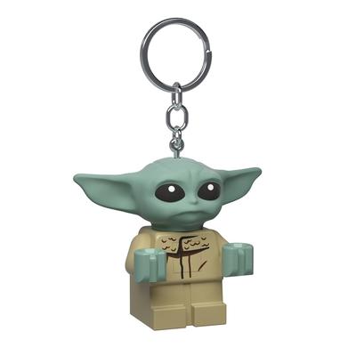 Lego Star Wars the Mandalorian the Child Keychain - 2 Inch Tall Figure