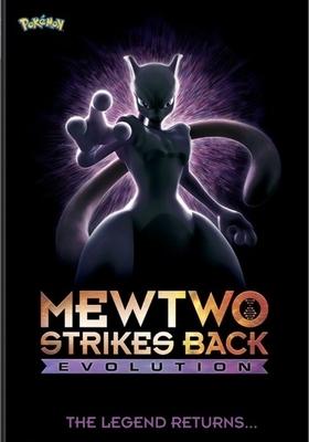 Pokemon the Movie: Mewtwo Strikes Back - Evolution
