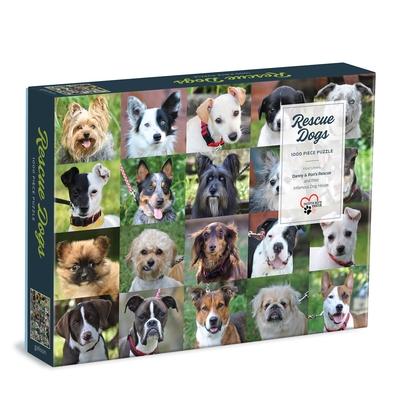 Rescue Dogs 1000 Piece Puzzle