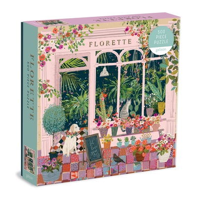 Florette 500 Piece Puzzle