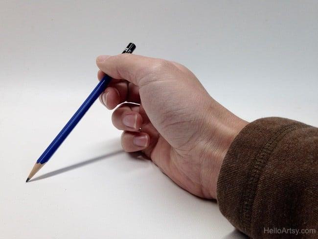 como sombrear desenho