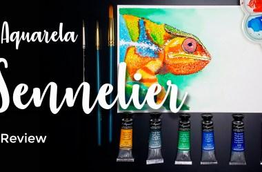Aquarela Sennelier – Review