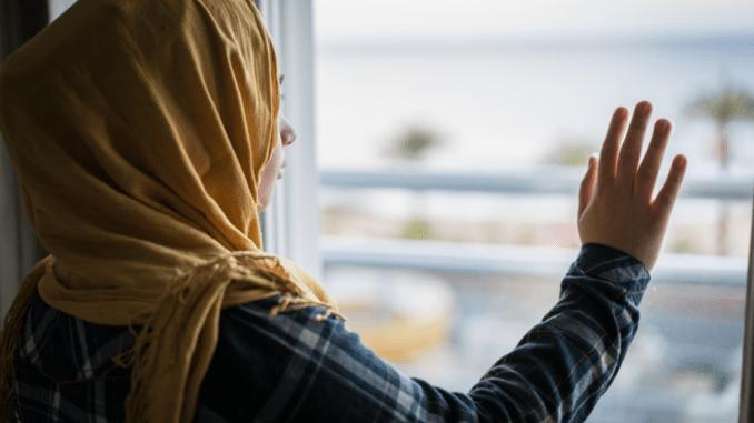muslimsk kvinde