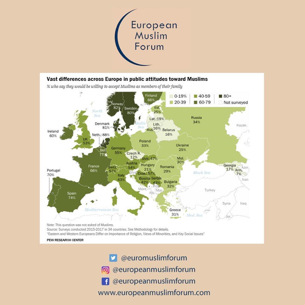 Ny sammenslutning vil styrke islam i Europa
