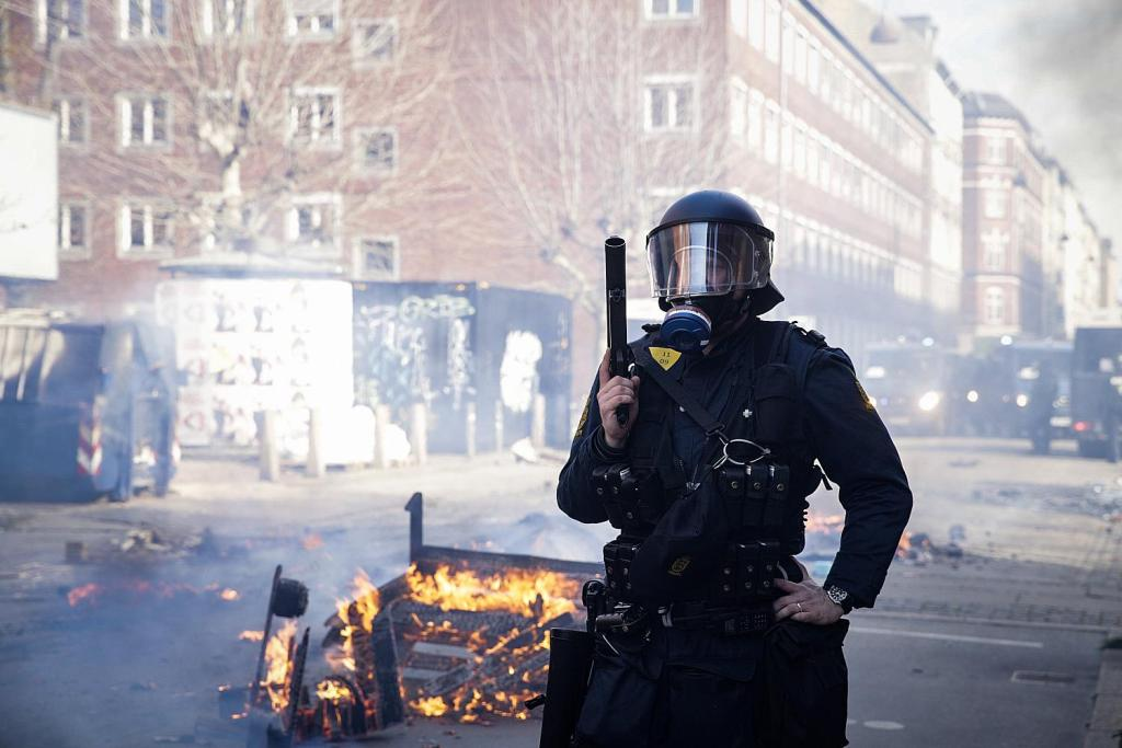 tåregas, presse-foto.dk