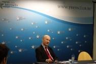EURACOAL Vice President, Mr. Nigel Yaxley