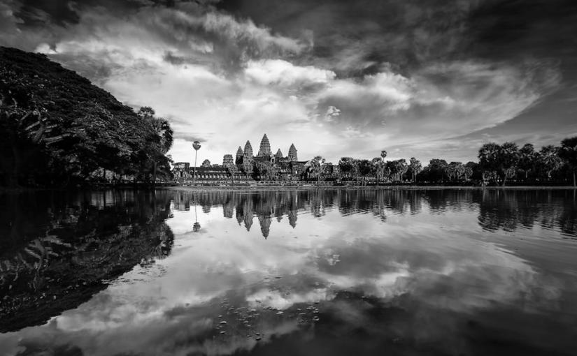 Oranising Tour to Angkor Archaeological Park