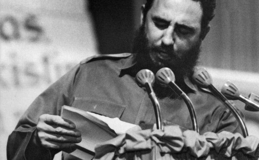 "Fidel Castro to ""Brother Obama"""