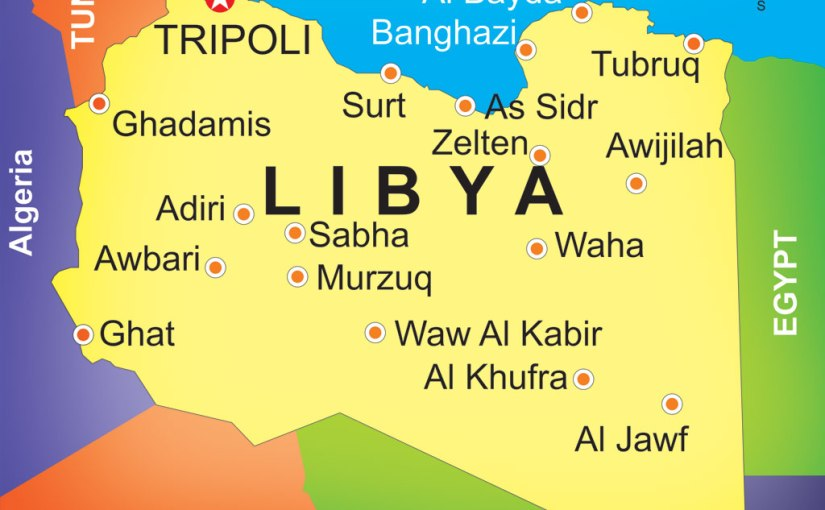 Libya –  Qaddafi Ghosts