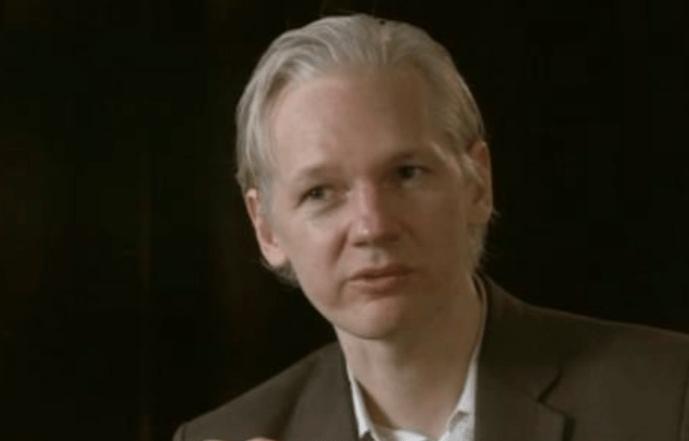 John Pilger in conversation with Julian Assange (2011)