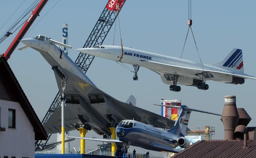 RUMBLE Program: Russia, EU Team Up to Create Supersonic Aviation of the Future