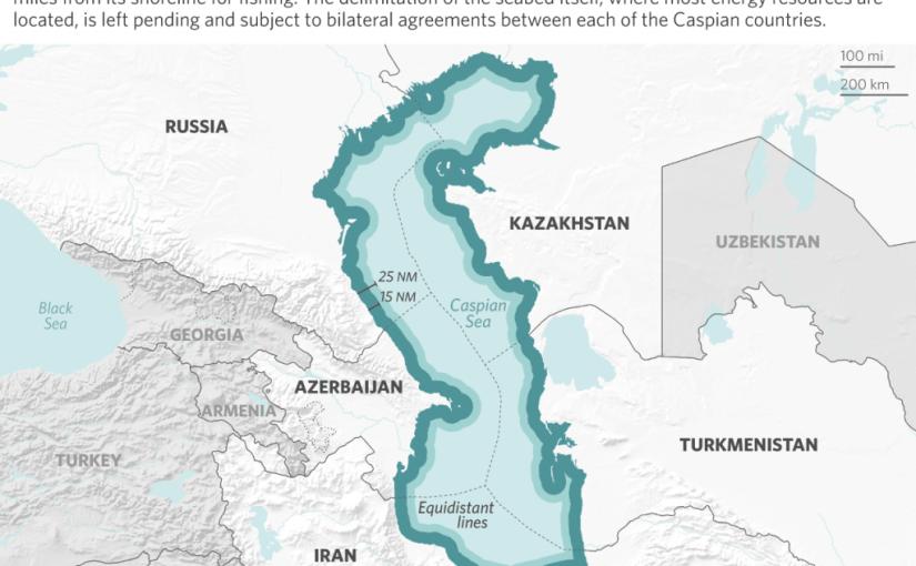 Caspian Deal Highlights Shift in Azerbaijan