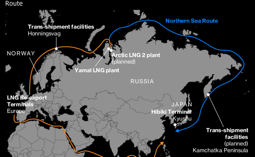 Location, location, location: Why Russian LNG can beat competition from US & Australia?