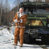 PUTIN IN THE TAIGA, LAVROV'S BIRTHDAY..