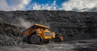 Eurasian coal trade