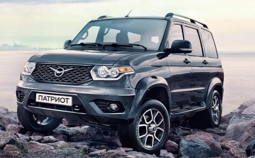 UAZ Partiot in 2021 – an overview