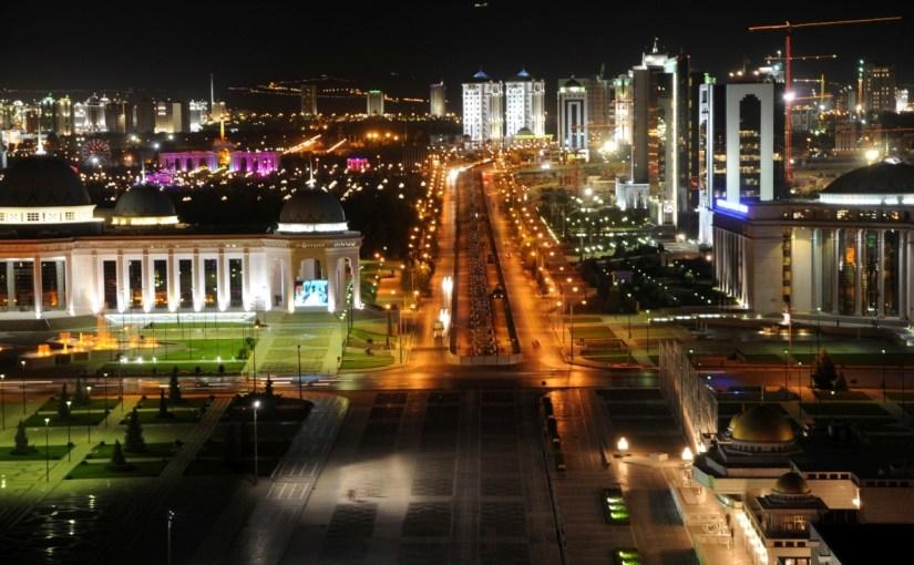 Turkmenistan tries to stop Turkish expansion
