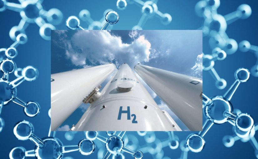 Germany and Russia to work on hydrogen