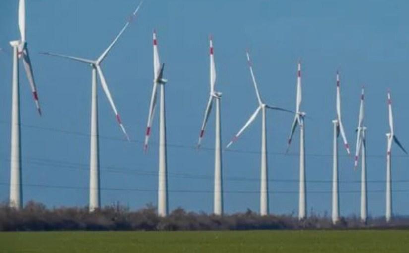 How Rosatom built a huge 150 MW wind farm