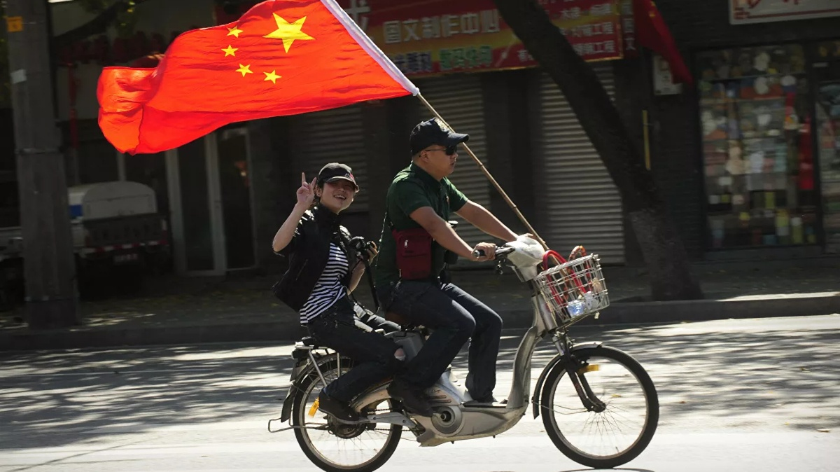 """China begins the """"transformation of capitalism"""""""