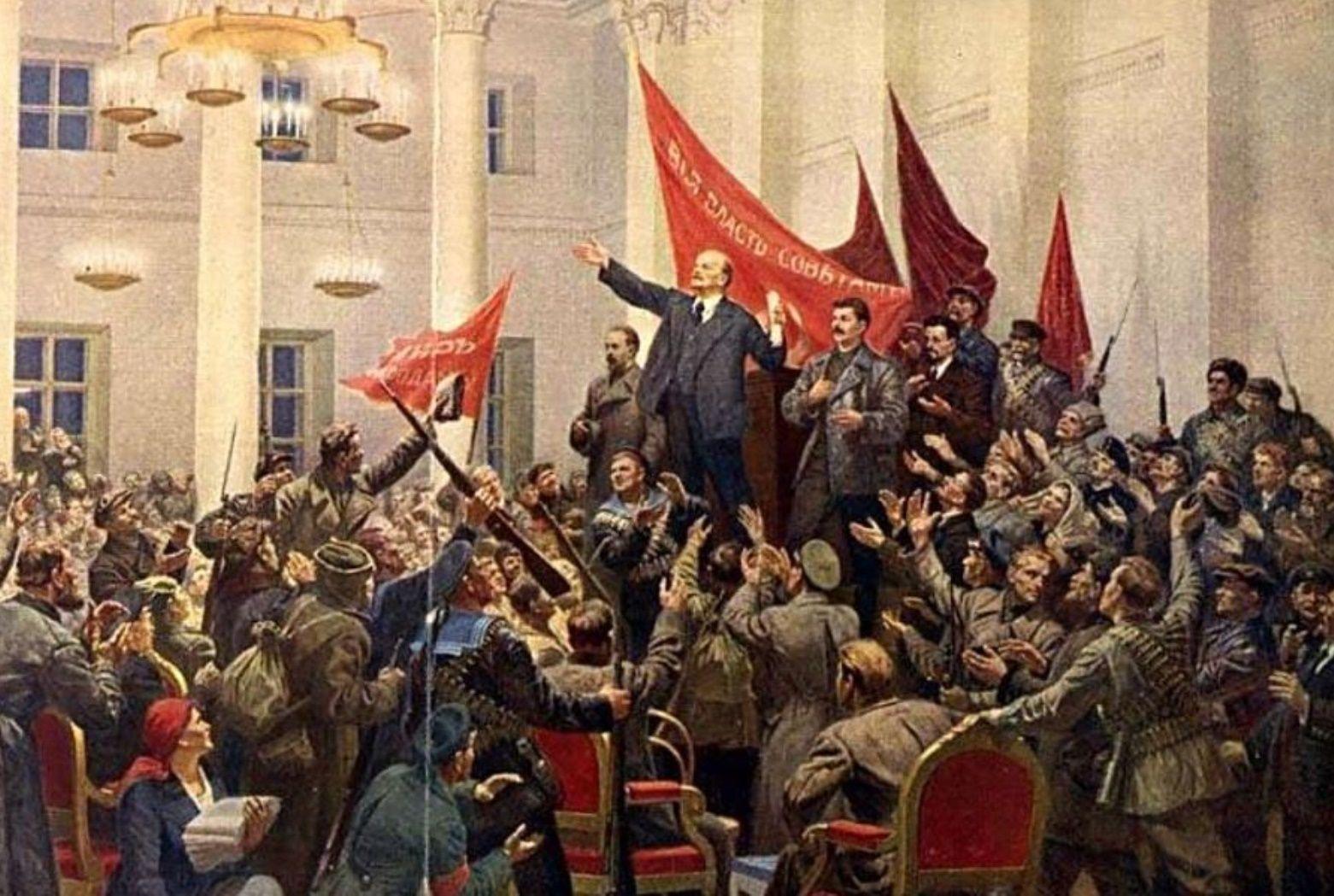 Image result for lenin revolution