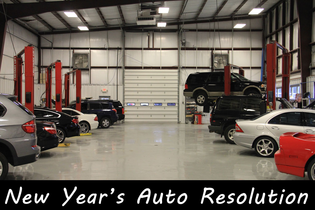 Tips For Your Auto This New Years Eurasian Auto Repair
