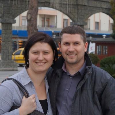 Tomas and Erika