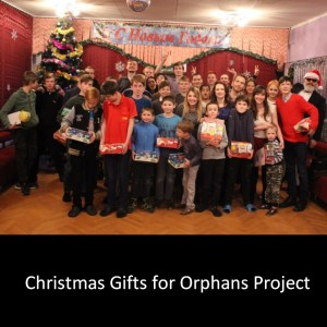 Orphans Christmas Gift Project