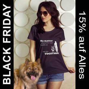Eurasier T-Shirt Motiv