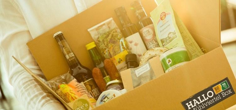"""BioRegion Mühlviertel gewinnt mit Projekt """"Hallo Mühlviertel Box"""" europaweiten Wettbewerb für ländliche Innovation"""