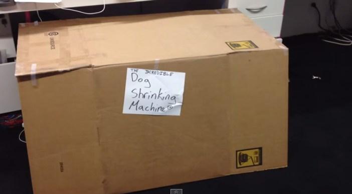 不思議な箱