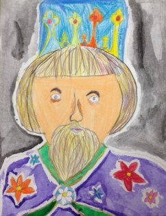 Age 9 King