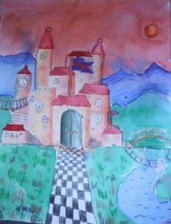 Age 7 Castle