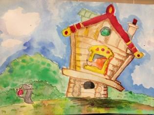 Age 6 House