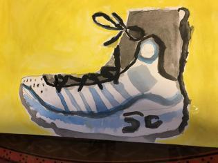 Sneaker 9yo