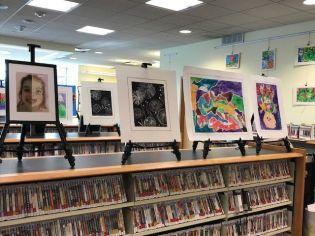 Exhibit Cliffside Park Library